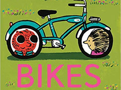 Bikes For Sale - Perfect Picture Book Friday #PPBF