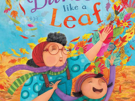 Dance Like a Leaf - Perfect Picture Book Friday #PPBF
