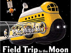 Field Trip to the Moon - Perfect Picture Book Friday #PPBF