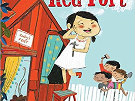 The Little Red Fort - Perfect Picture Book Friday #PPBF