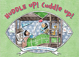 Huddle Up! Cuddle Up! - Perfect Picture Book Friday #PPBF
