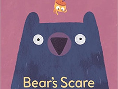 Bear's Scare - Perfect Picture Book Friday # PPBF
