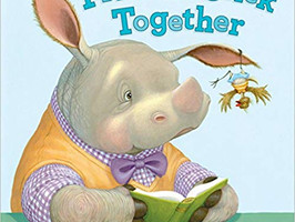 Friends Stick Together - Perfect Picture Book Friday #PPBF