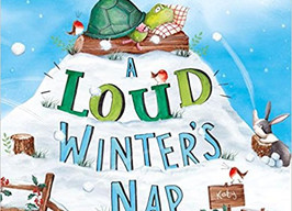 A Loud Winter's Nap - Perfect Picture Book Friday #PPBF