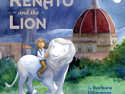 Renato and the Lion - Perfect Picture Book Friday #PPBF Plus Giveaway