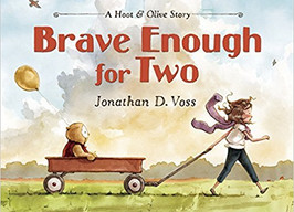 Brave Enough for Two - Perfect Picture Book Friday #PPBF