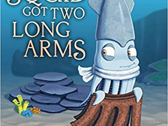 How Squid Got Two Long Arms - Perfect Picture Book Friday #PPBF