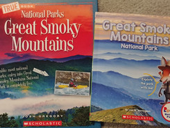 The Picture Book Buzz - Scholastic National Park Series