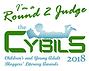 Cybils Round 2 Judge badge for 2018.