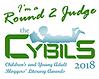 Cybils Award Round 2 Judge badge for 2018.