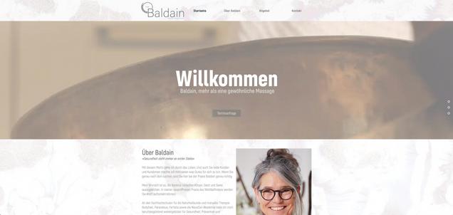 WEB | praxis baldain