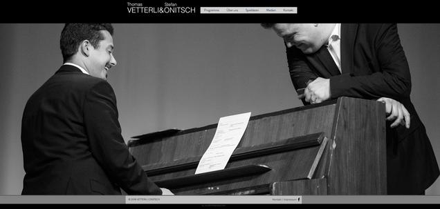 WEB | vetterli&onitsch