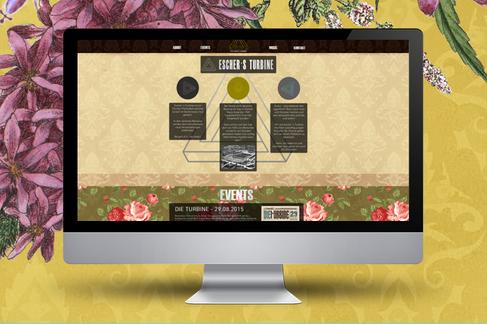 WEB | eschers trubine