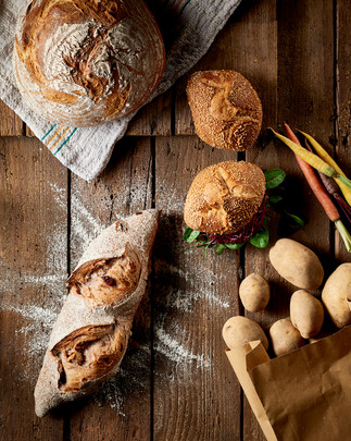 Brot Kartoffel