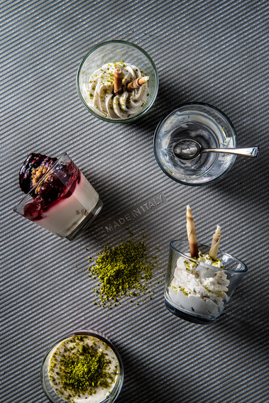 Dessert Food Styling