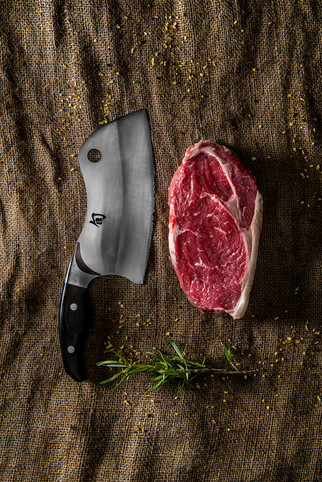 meat photography