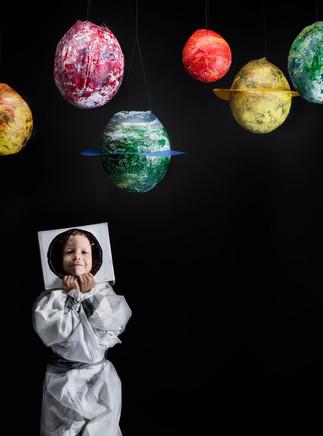 Planeten Kreativ durchs ganze Jahr DK Verlag