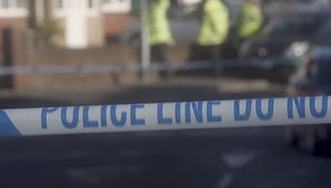 A man is fighting for his life after he