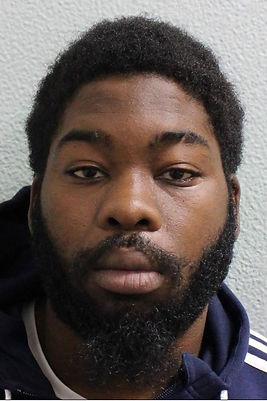 Violent Shoplifter, Julian Harvey Bernard