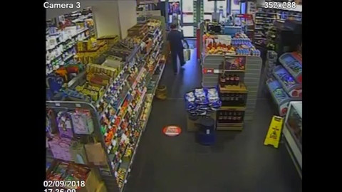 Suspect wanted for theft in Sheffield