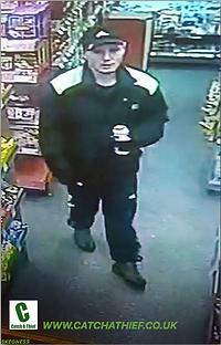 Theft Suspect Skegness