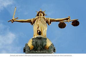 Scrapping six-month prison sentences