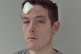 Violent Shoplifter