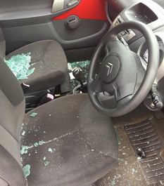 Criminal Damage To Residents Car In Wigston, Leicester