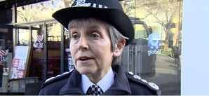 Metropolitan Police chief Cressida Dick