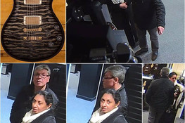 Guitar Thieves Colchester