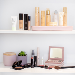 #Shelfie - Assorted Skincare and Makeup