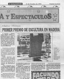 Misiones, 1993