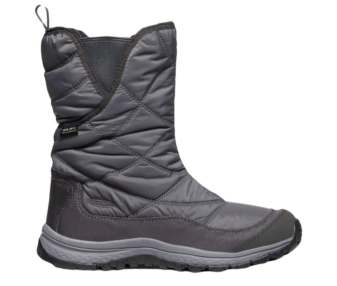Terradora Pull On Boot Black