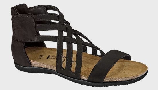 Marita Crazy Horse Leather (Brown)