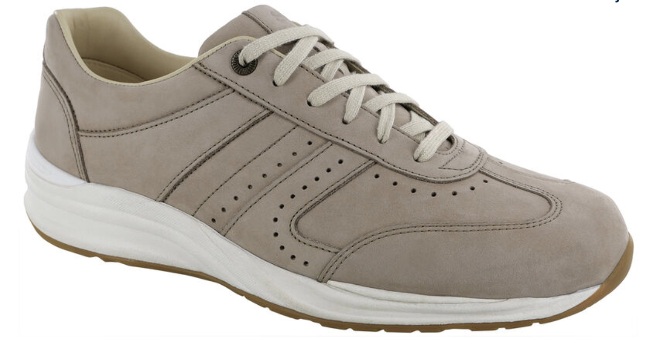 Camino Lace Up Taupe