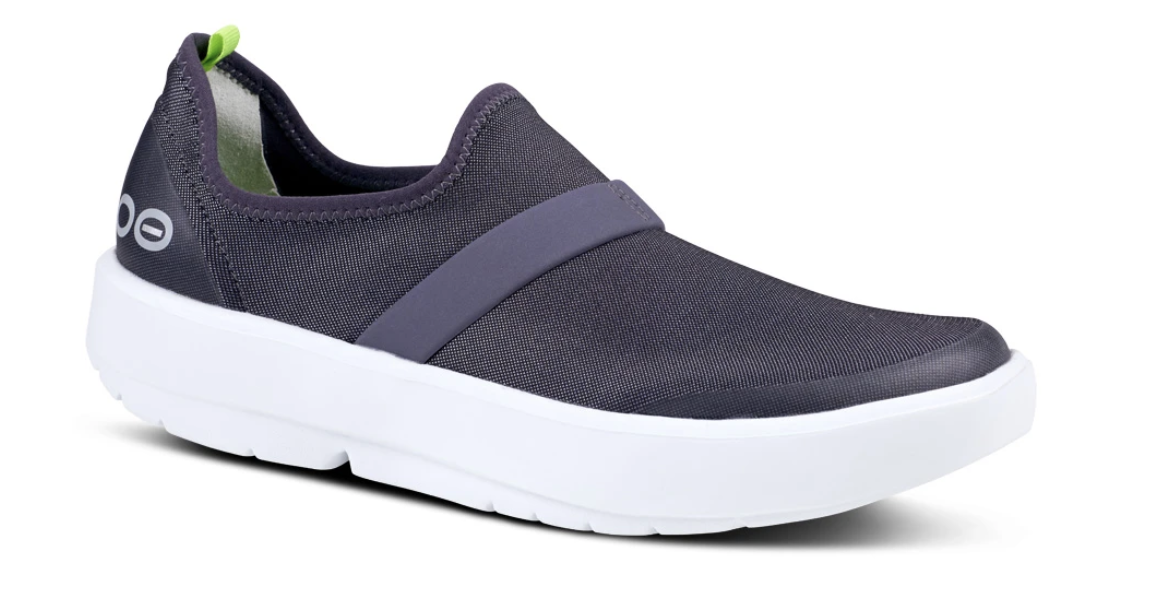 OOmg Slate Purple/White Sole