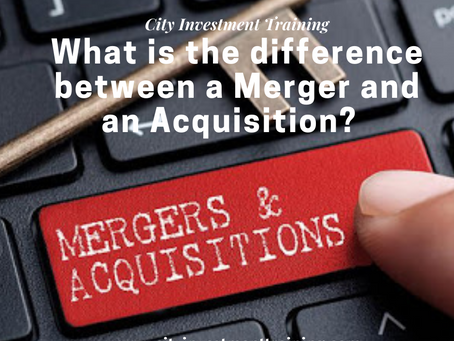 What is the difference between a Merger and an Acquisition?