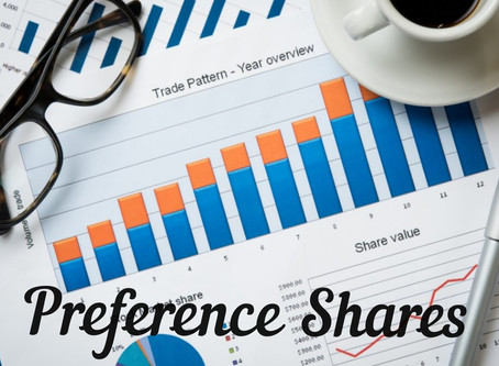 What are preference shares?