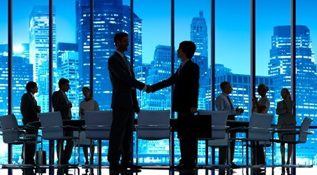 What is the role of an investment banker in an M&A process?