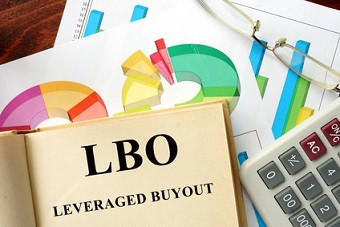 What is a leveraged buyout?