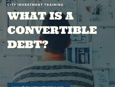 What is a Convertible Debt?