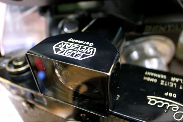 Leitz 35mmファインダー sbloo