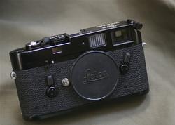 LEICA M4 ブラックペイント標準仕様
