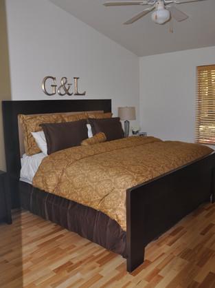 Lone Star Master Bedroom