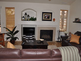 Lone Star Living Room