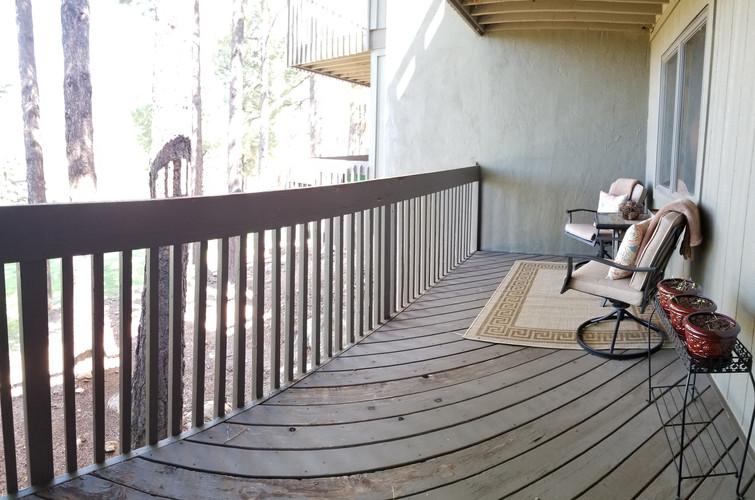 Pinon Deck