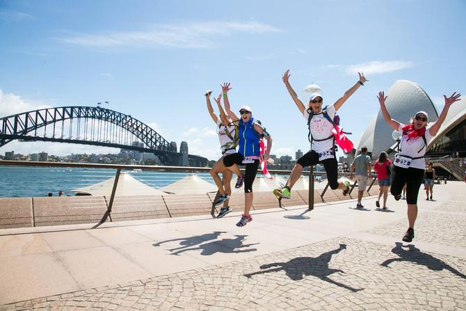 Sydney Coastrek - A 50km challenge