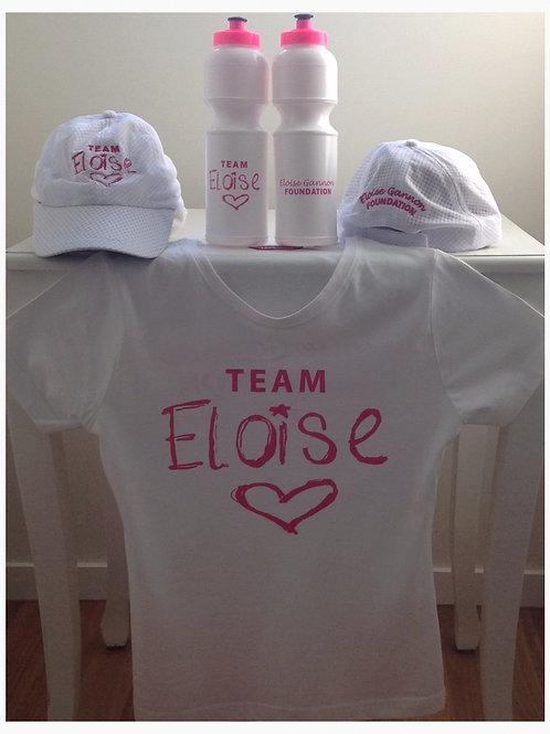 Team Eloise Supporters Pack