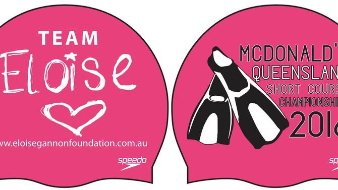 Big News!  Swimming Queensland & Speedo join Team Eloise!