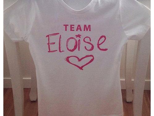 Team Eloise Tee